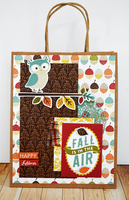 Fall Is In The Air Gift Bag