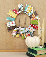 Fall Is In The Air Wreath