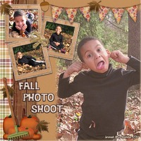 Fall Photo Shoot