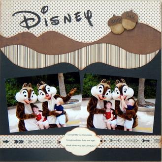 Disney - Chip N Dale