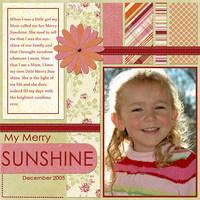 Merry Sunshine