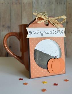 Coffee Shaker Tag