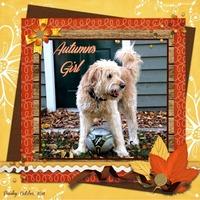 Autumn's Girl