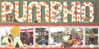 Pumpkin Farm *Pebbles*