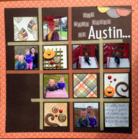 faces of Austin (Oct 2016 BFS #123 and Mood Board Challenges)