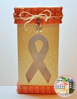 Ribbon Tic Tac Holder Box
