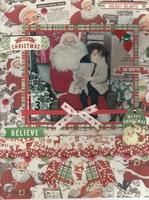 70's Santa