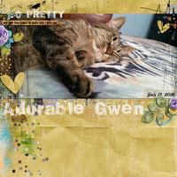 Adorable Gwen