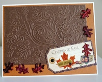 Fall Card # 6