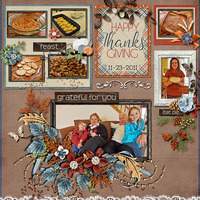 Happy Thanksgiving, 2011