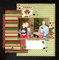 Merry Christmas (Mini Crop #4)