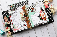 Holiday Planner Spread-My Prima Planner