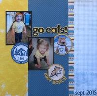 Go Cats! - Baby Bobcat