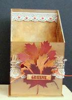 Acrylic Tag Letter Box