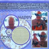 HAPPY - Mom's 85th Birthday