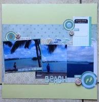 Beach- BF #126 challenge