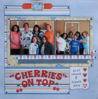 """Cherries on top"""