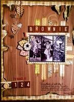 Vintage Brownie Circa 1960
