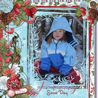 Jan. Snow Day