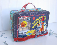 Space Academy Lunch Box