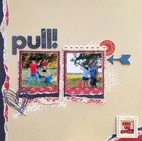 Pull!  (Jan Ever Changing Challenge)