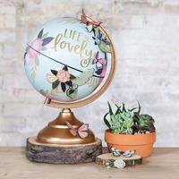 Life is Lovely Globe