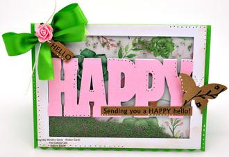 sending you a happy hello