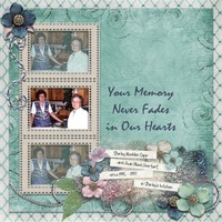 Your Memory Never Fades