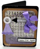 Happy 21st birthday AGAIN