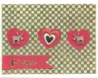 Masculine Valentine's Card