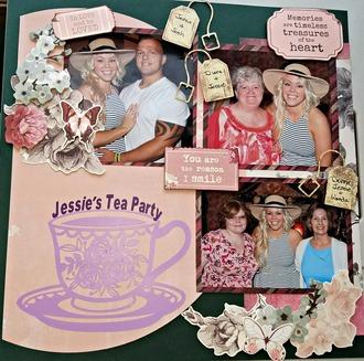 Jessie's Tea Party 1