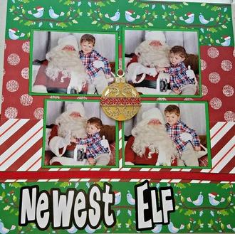 Santa's Newest Elf 2