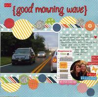 :: Good Morning Wave ::