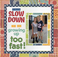 :: Slow Down ::