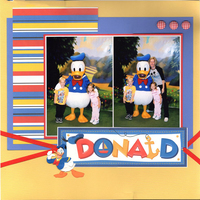 :: Donald Duck ::