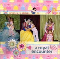 :: A Royal Encounter ::