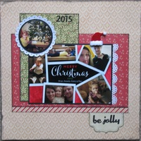 Be jolly - Christmas 2015