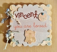 Mini Baby Album Gift