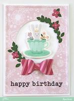 Happy Birthday - Bunny *Pebbles*