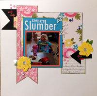 Sweet Slumber (March 2017 Title Challenge)