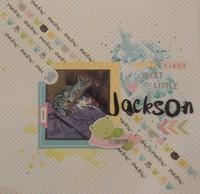 Sleep Tight Sweet Little Jackson