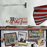 Home of the Free …