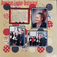 American legion Oratorical Competition