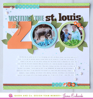 Visiting the St. Louis Zoo