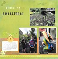 Exploring Amersfoort