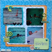 Love to Swim/Mar. Tammey's mood board challenge