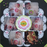 Princess is Smiling - Baby's 1st Year