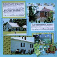 Laura House history