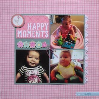 Happy Moments - 2014