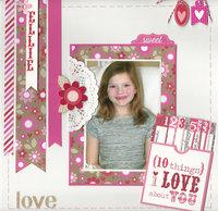 My Valentine Ellie